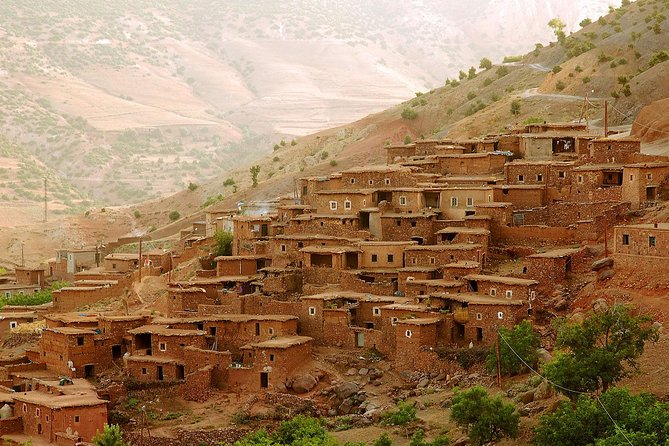 Day Trip - Marrakesh > Ourika Valley