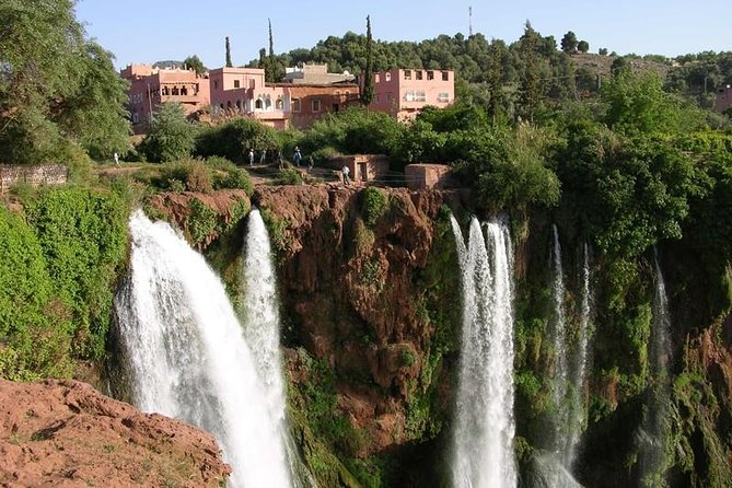 Private day trip to Ouzoud de Marrakech