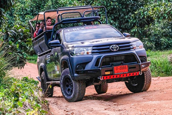 T-Rex 4x4 Off-Road Private Mountain Tours