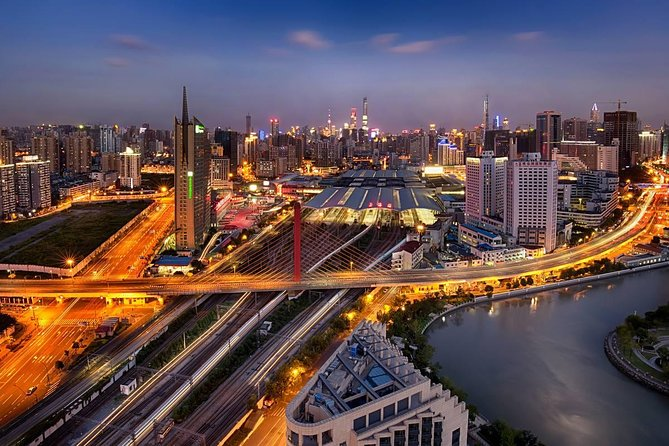Private Transfer to Shanghai Railway Station from City Hotels or Outskirts