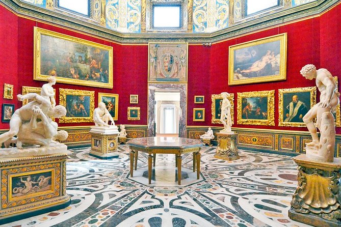 Kid-Friendly Uffizi Museum Tour in Florence with Botticelli & Leonardo Works