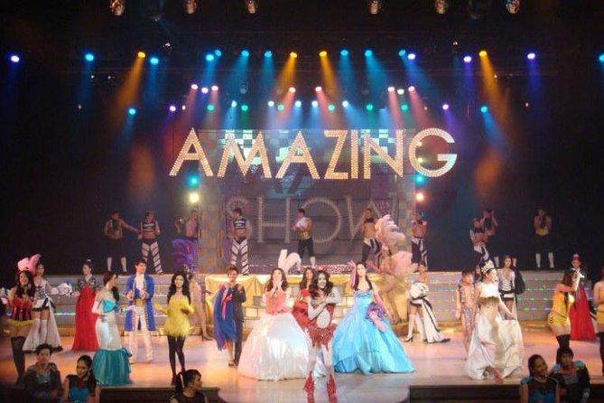 Espectacular show de cebu