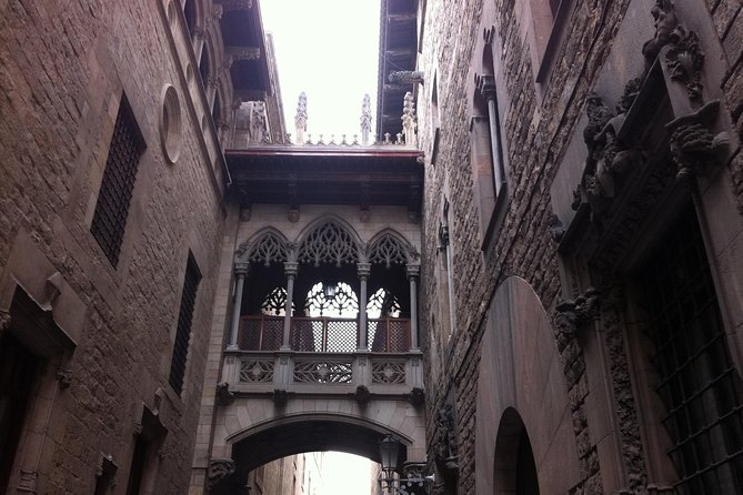 Barcelona Gothic Quarter: Guided Walking Tour photo 1