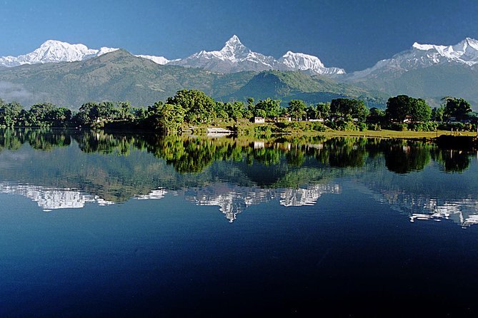 Full-Day Private Pokhara Tour With Sunrise in Sarangkot