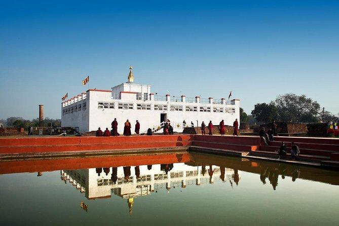 プライベートルンビニとKapilvastu仏教徒の巡礼ツアー