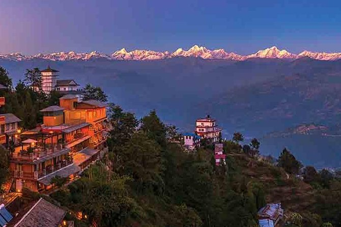 3 Nights 4 Days Kathmandu Chisapani Nagarkot Dhulikhel Trekking in Nepal