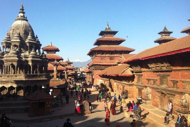 Privat helgedagstur på 3 Durbar-kvadrater i Kathmandu-dalen