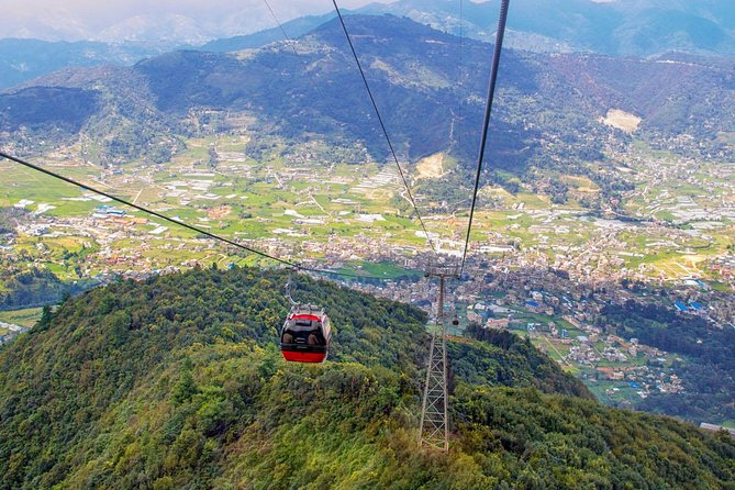 Kathmandu Valley View and Cable Car Ride to Chandragiri Hills photo 1