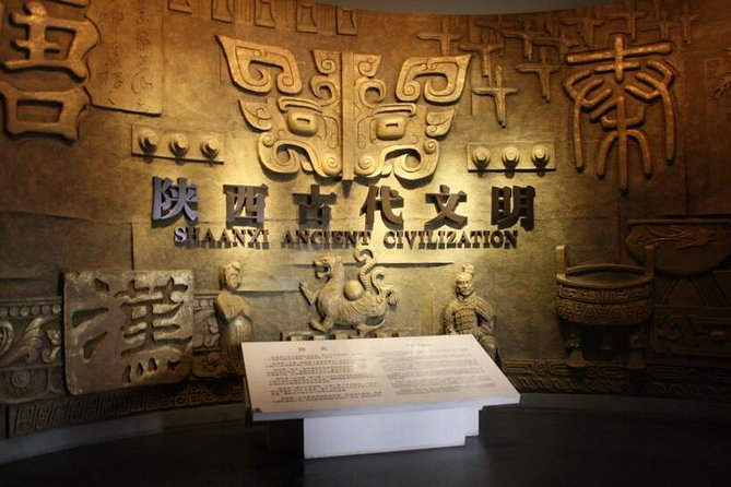 Xi'an Half-Day Tour of Shaanxi History Museum and Big Wild Goose Pagoda