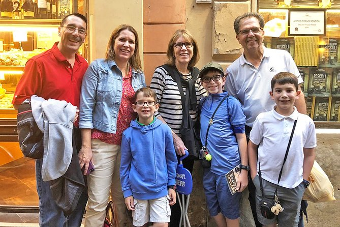 Kid-Friendly Private Tour of Rome City Center Pantheon & Trevi Fountain by Marco