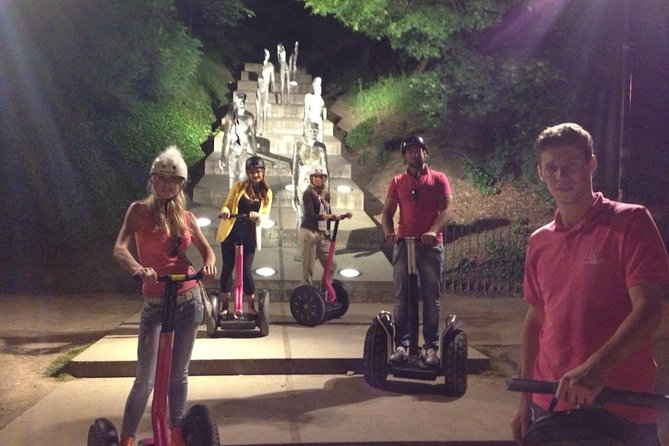 1,5-Hour Prague Magical Night Segway Tour