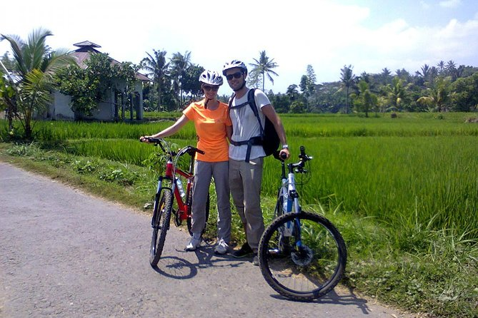 Lombok Bike Tour with an Amazing Tropical View