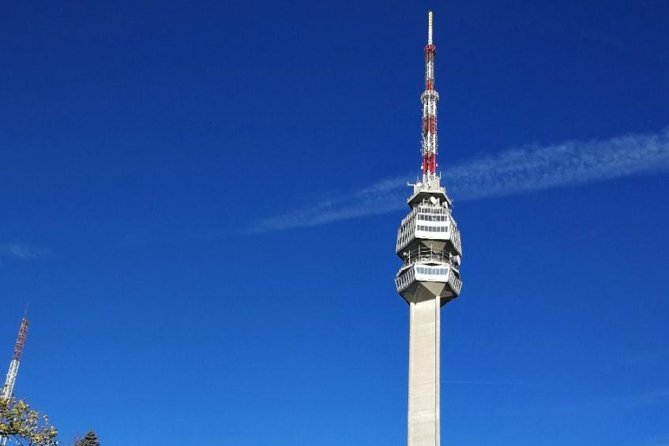 Avala Tower Entreeticket