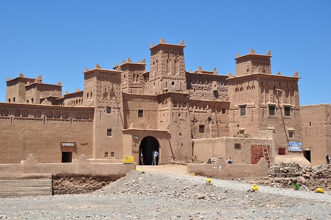 4 Days Morocco Desert Tour From Marrakech