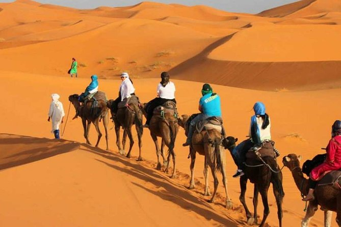 Tour from Marrakech to the desert 4 Days