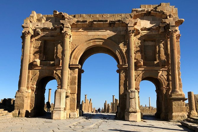 Best of Timgad Roman Ruins Tour By Fancyellow