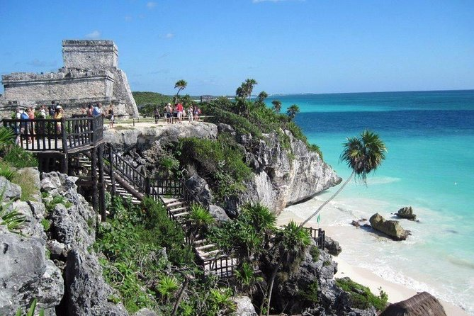 Tulum, Coba, Cenote and Playa del Carmen, 4 Places in 1 Day for 1 Price!