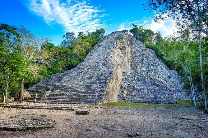 4 places in 1 day Tulum, Coba, Cenote and Playa del Carmen for the best price