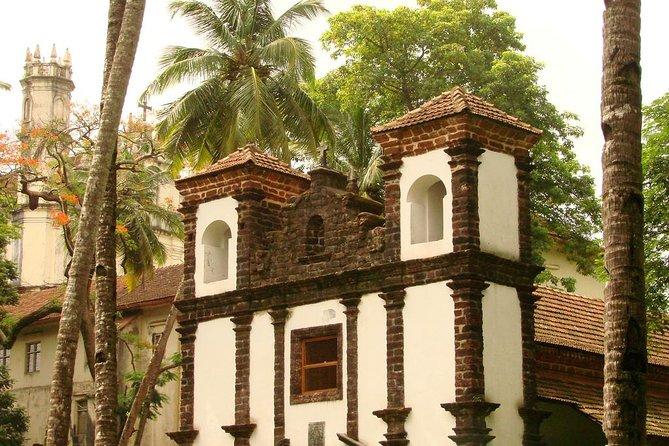 Old Goa Churches Walk