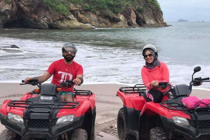 ATV and Snorkel from Playa Flamingo photo 3