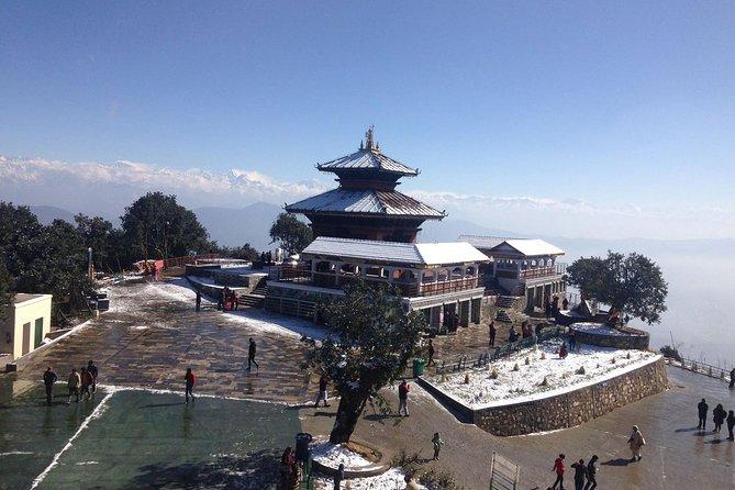 Chandragiri Cable Car Tagestour in der Nähe von Kathmandu