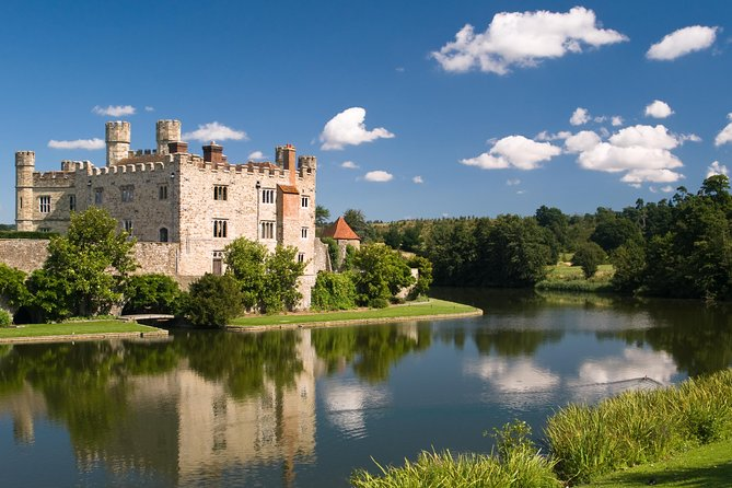 Leeds Castle, Canterbury and Kent Small Group Tour