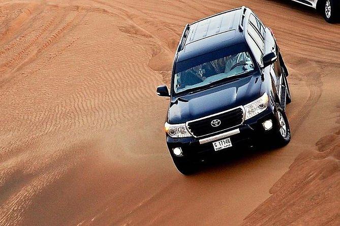 Recorrido con safari por las dunas rojas del desierto