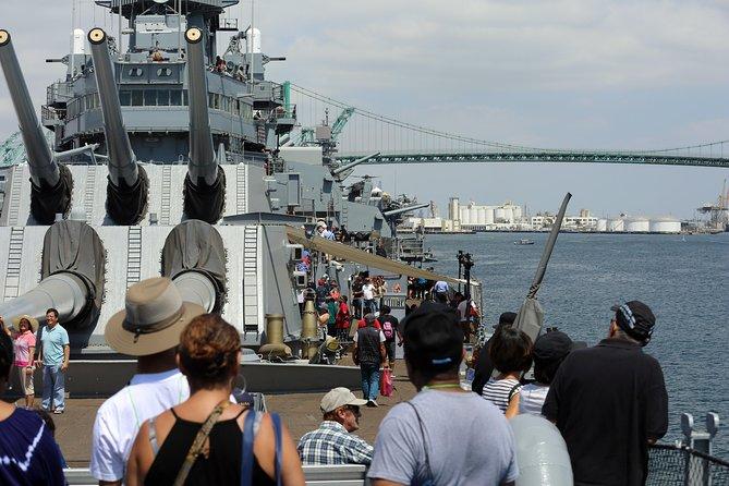 Battleship USS Iowa Museum General Admission