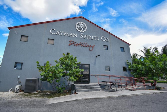 Distillery & Rum Tasting Tour in Grand Cayman