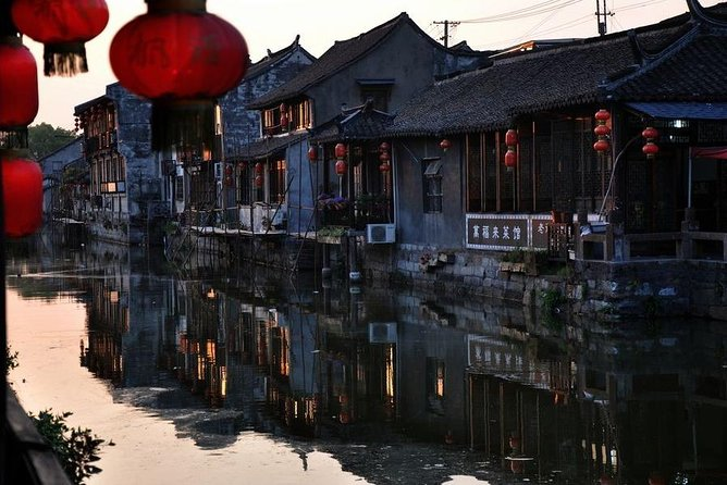 Fengjing Ancient Water Town Private Tour from Shanghai with Boat Ride photo 6