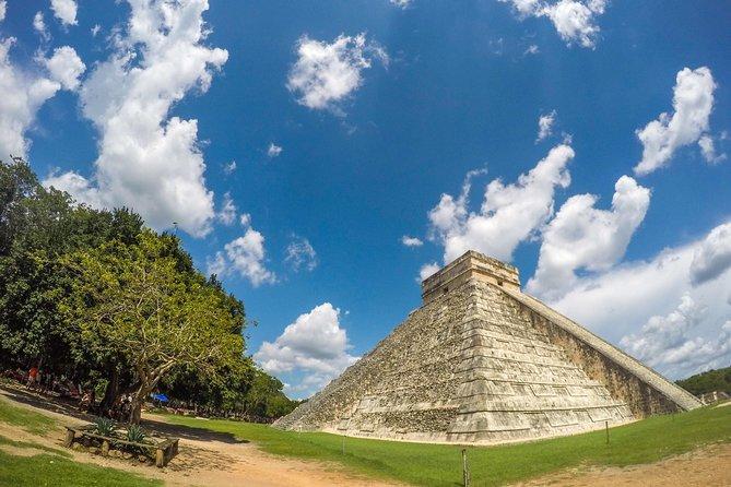 Chichen Itza Cenote Ik Kil And Coba