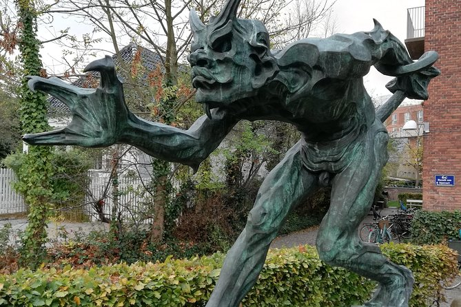Walk with ghosts (and other creatures) through Copenhagen