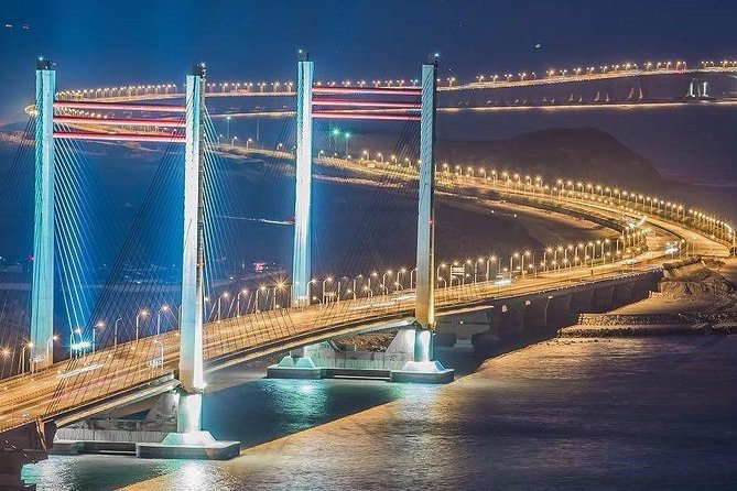 Shanghai Donghai Bridge and Yangshan Port Private Tour with Seafood Feast photo 2