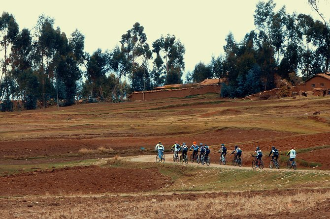 Maras-Moray Mountain Bike:Day tour,Cusco photo 7