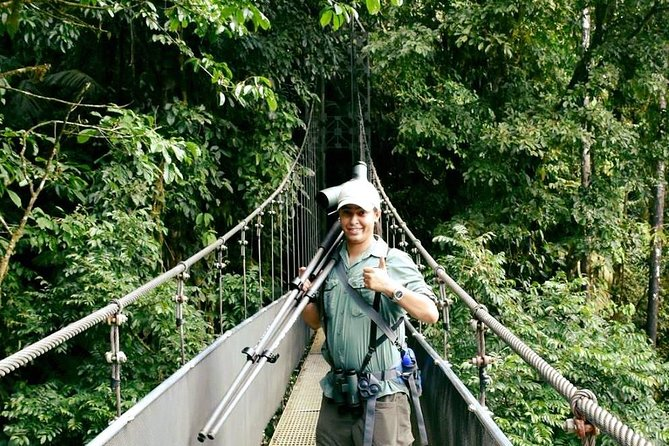 Private Expedition in the Arenal Volcano Region by Costa Rica Nature Guide(VIP) photo 6