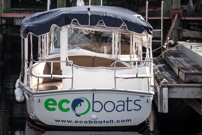21' Electric Boat Rental in Ft. Lauderdale, Fort Lauderdale, FL, ESTADOS UNIDOS