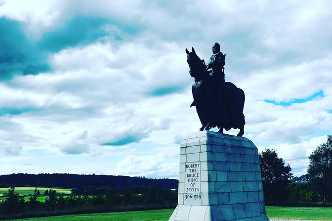 Robert The Bruce with Outlaw King Filming Locations