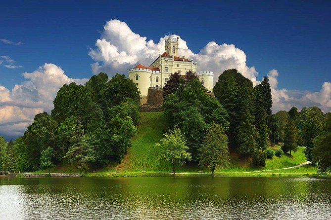 Varazdin City and Trakoscan Castle Private Day Trip from Zagreb