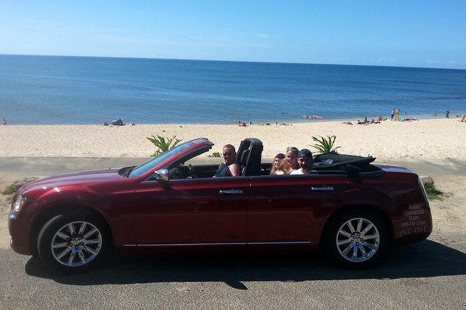 6-Hour Private Customized Luxury Convertible Tour of Oahu's North Shore