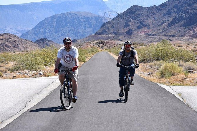 Mountain Bike Historical Tunnel Trail to Hoover Dam from Las Vegas