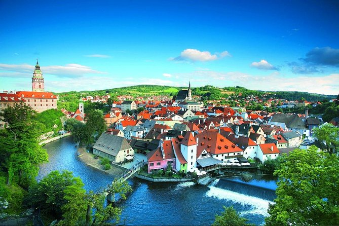 Private One-Way Sightseeing Trip from Prague to Passau via Cesky Krumlov