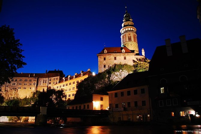Private one way transfer from Salzburg to Cesky Krumlov