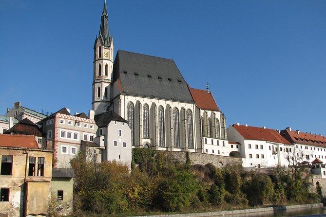 Private One-Way Sightseeing Trip from Prague to Vienna via Cesky Krumlov
