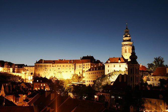 Excursion privée aller simple de Salzbourg à Prague via Cesky Krumlov