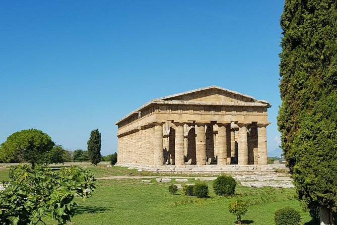 Paestum and Pompeii- Full day tour from Rome