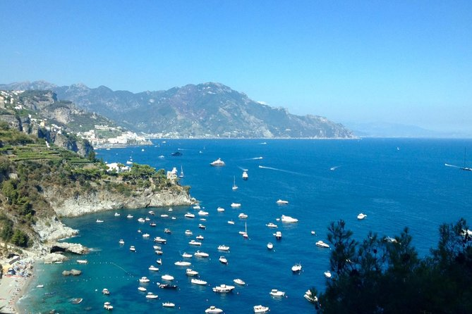 Chauffeured Tour of The Amalfi Coast from Rome