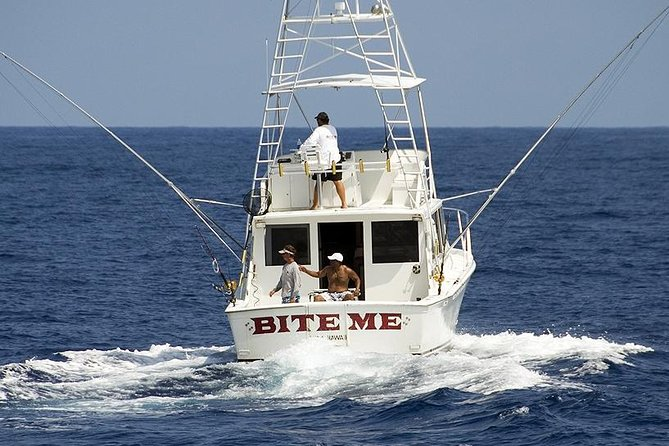 Kona Sport-Fishing Private Charter Half Day