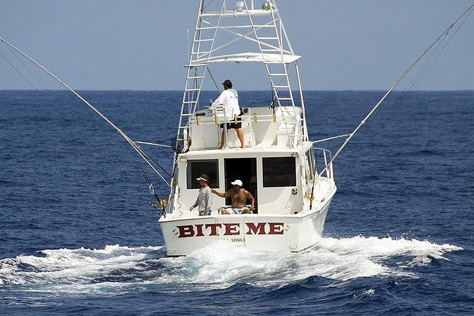 Kona Sport-Fishing Private Charter - 6 Hours