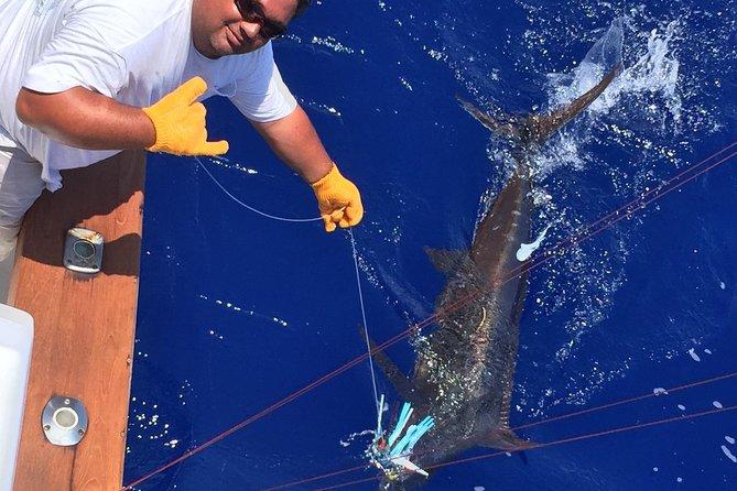 Kona Sport-Fishing Private Charter Full Day