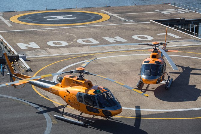 Central London Helicopter Flight- Exclusive flight